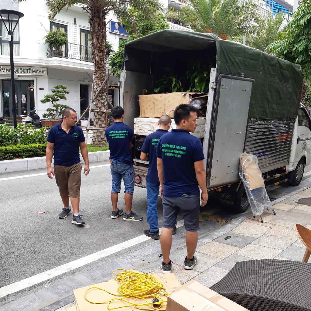 Dịch vụ chuyển nhà Hạ Long