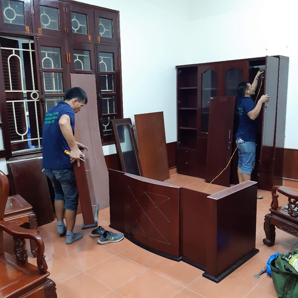 Dịch vụ chuyển văn phòng trọn gói tại Hạ Long, Quảng Ninh