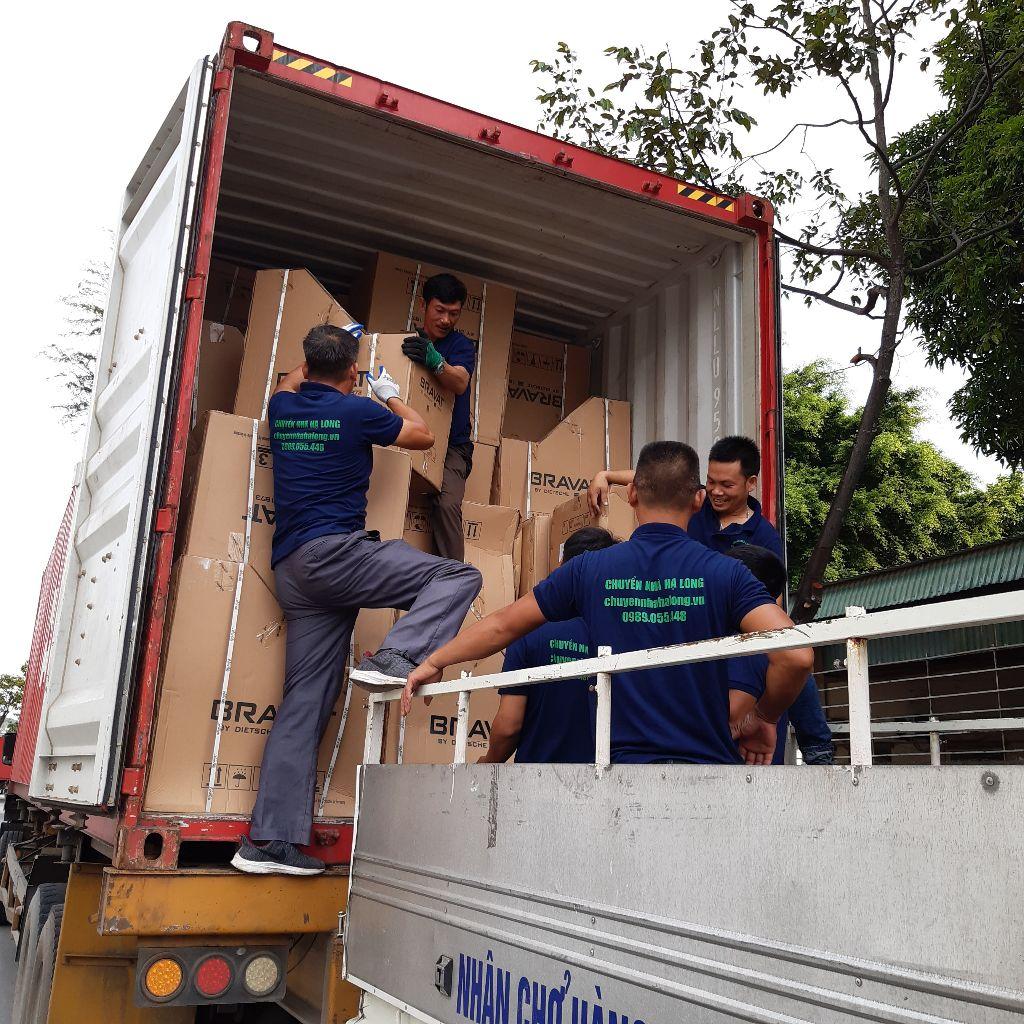 Dịch vụ bốc vác tại Hạ Long, Quảng Ninh