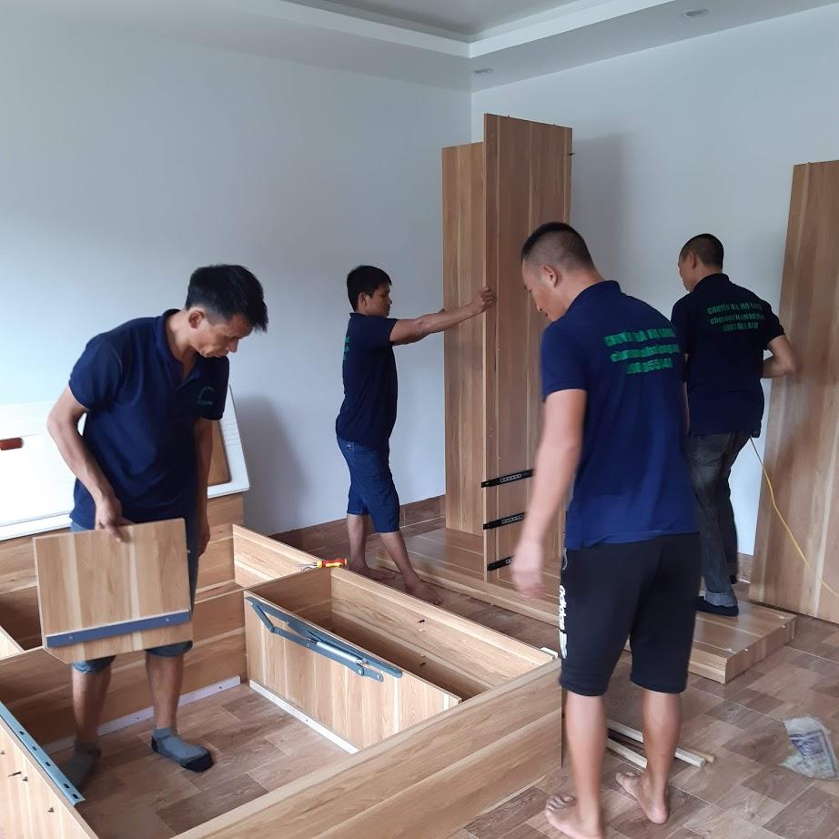 Thợ tháo lắp giường tủ tại Hạ Long