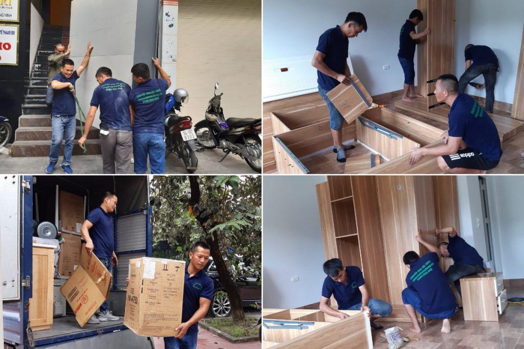 Dịch vụ chuyển nhà chuyên nghiệp tại Hạ Long, Quảng Ninh
