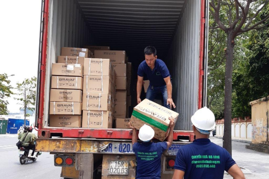 Các loại xe tải chở hàng thông dụng