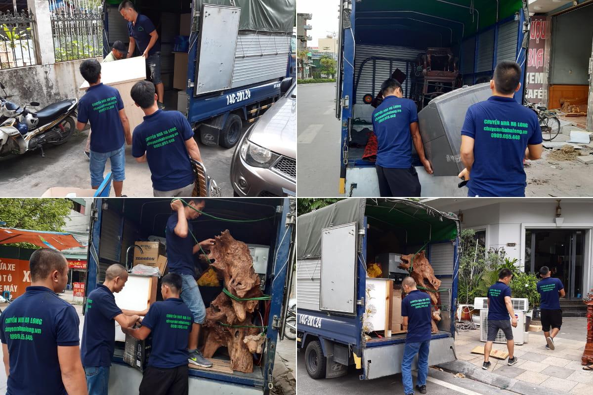Dịch vụ chuyển nhà nhanh tại Hạ Long, Quảng Ninh