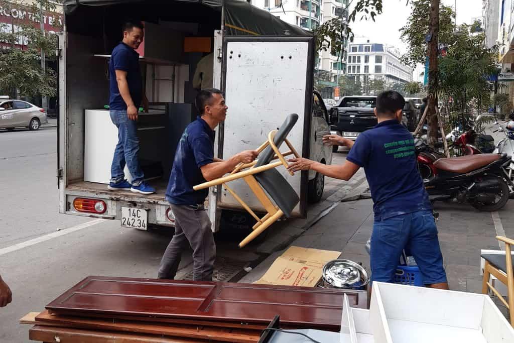 dịch vụ chuyển nhà trọn gói là gì