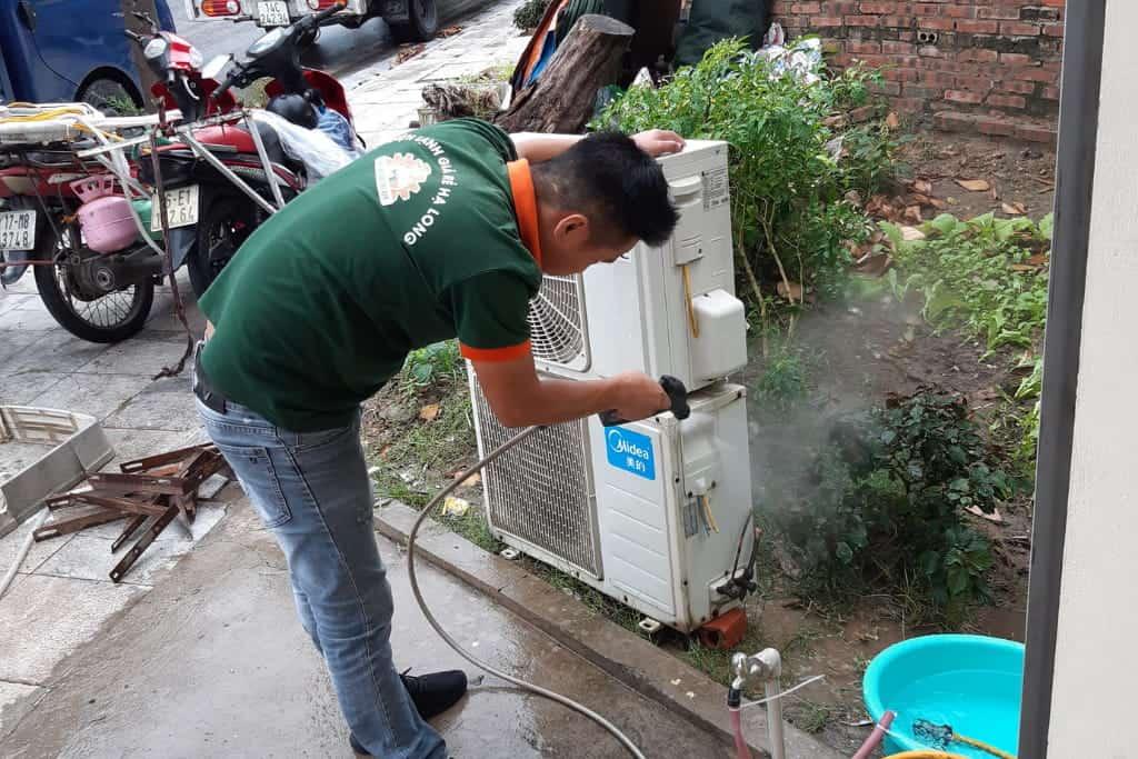 Dịch vụ vệ sinh bảo dưỡng điều hoà Hạ Long, Quảng Ninh